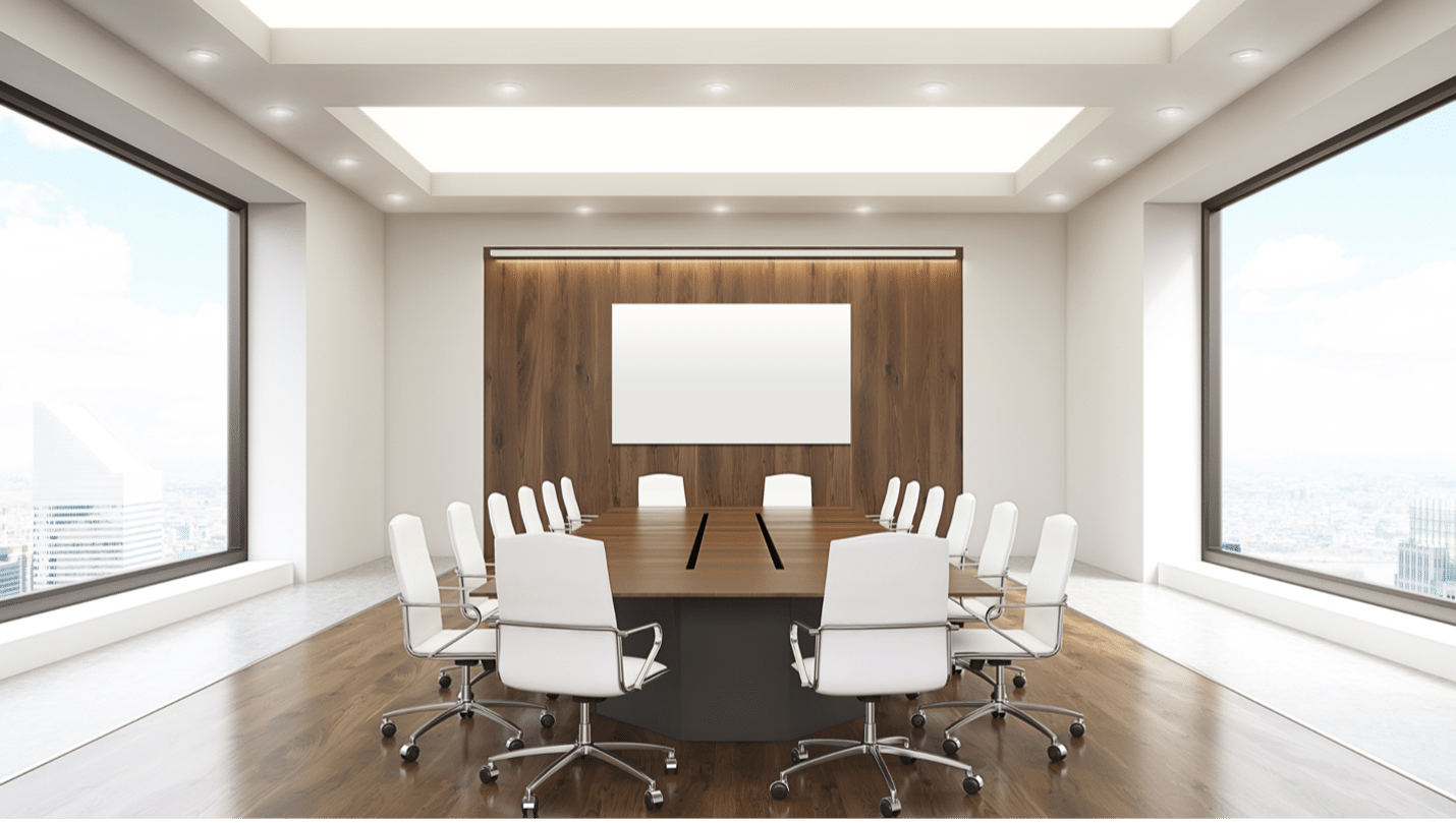 photo of a way to take your conference room system to the next level