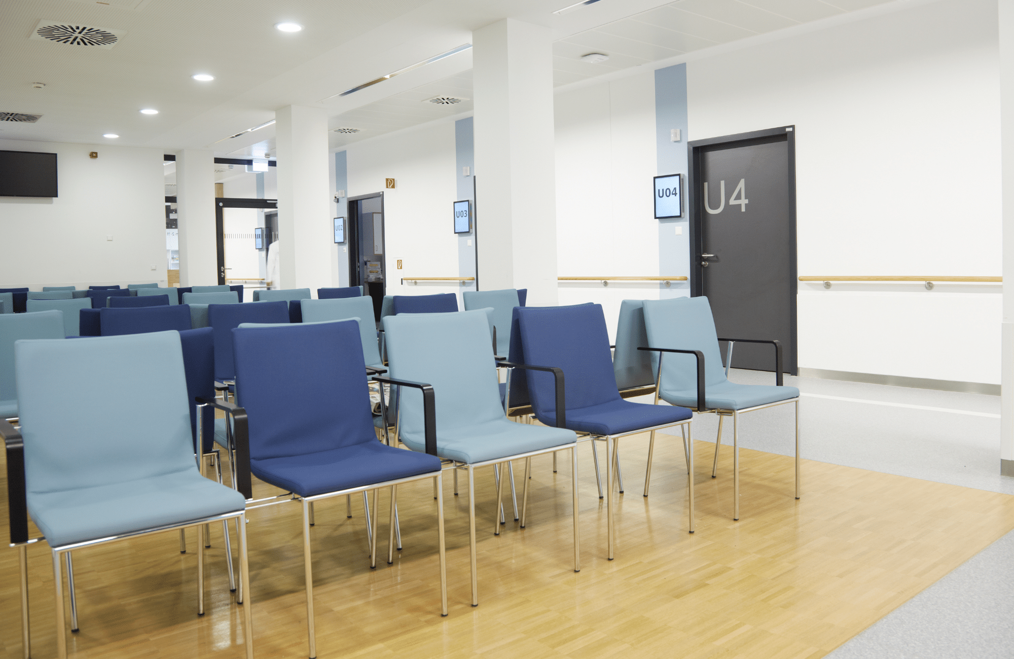 Healthcare Waiting Room