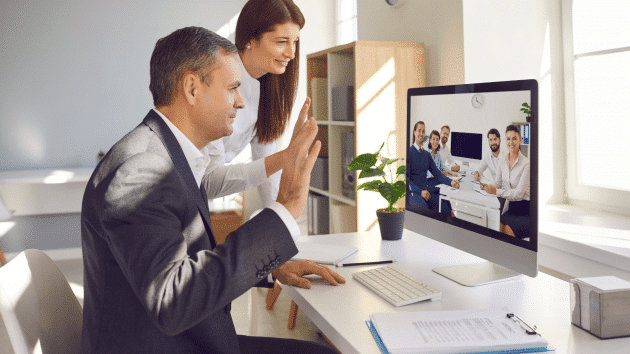 managed video conferencing