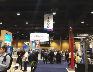 Top 3 Huddle Room Video Conferencing Solutions from Enterprise Connect 2016