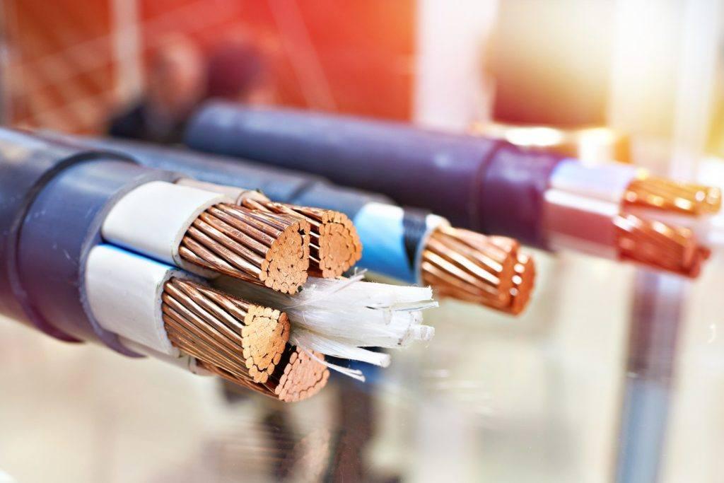 AV Integration Closeup Cables