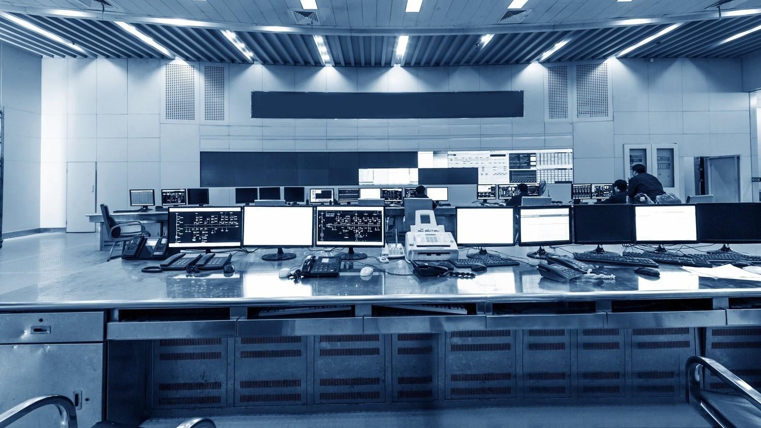 monochrome-command-control-center